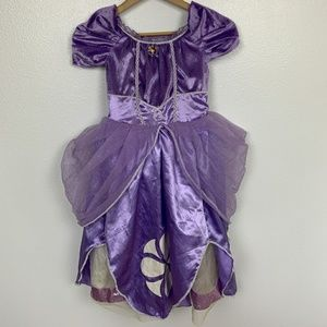 Disney Costumes - Disney Store Girl Dress Princess Sofia Sz: 7/8